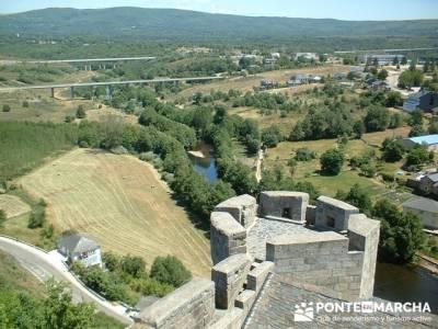 Puebla de Sanabria - Castillo de Sanabria; rutas montaña; puente san jose